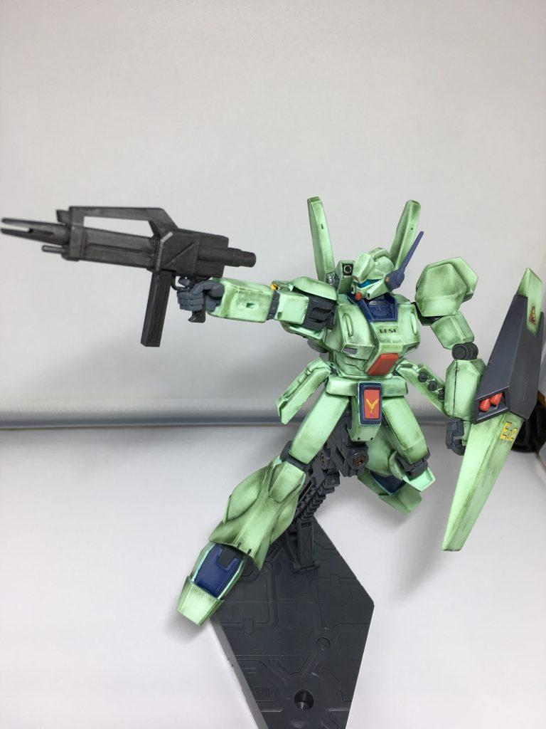 初投稿 RGM-89ジェガン アピールショット2