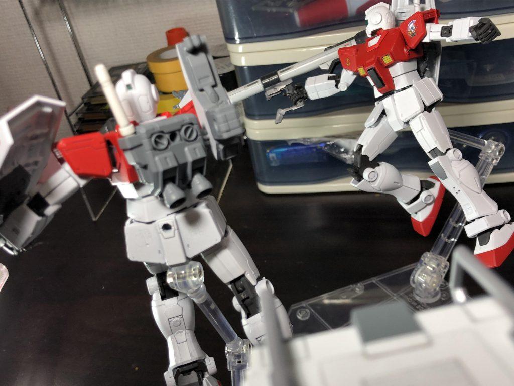 ガンダム・ザ・ライド アピールショット3