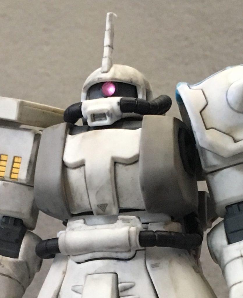 HGUCシン・マツナガ専用ザク