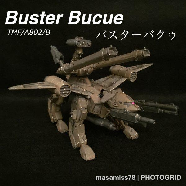 """""""Buster Bucue"""" バスターバクゥ"""