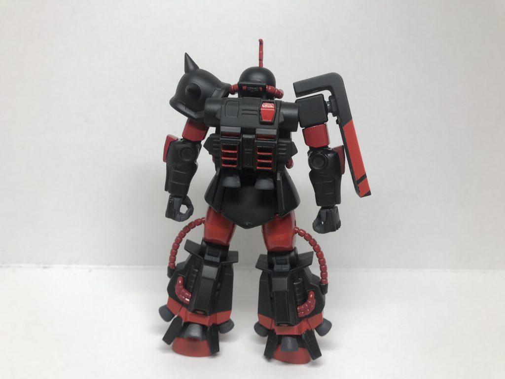 鉄味噌専用 高機動型ザク アピールショット2