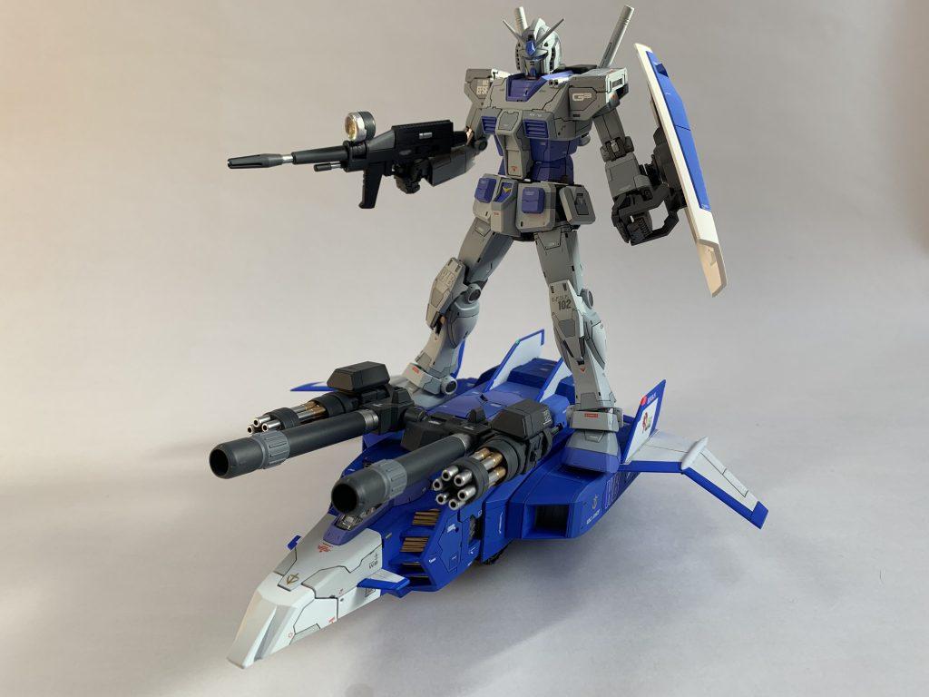 オリジン版RX-78-3 ガンダム アピールショット6