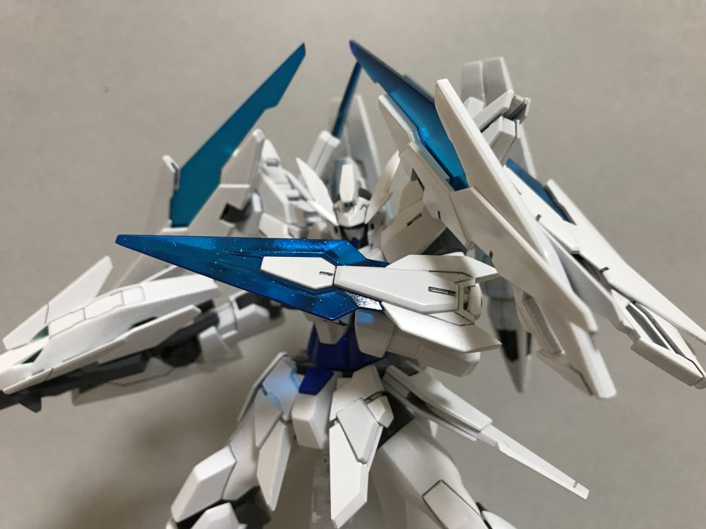 ガンダムAGE-IIトランジェントマグナムメサイア アピールショット3