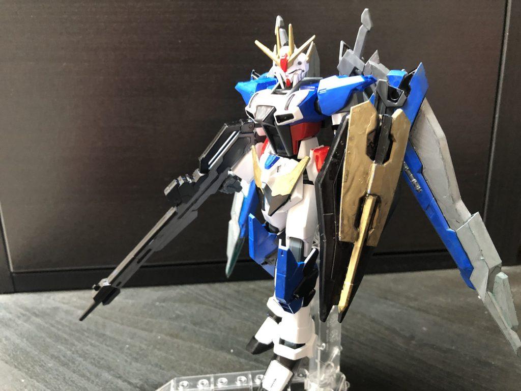 幻のストライクガンダム改修プラン アピールショット8