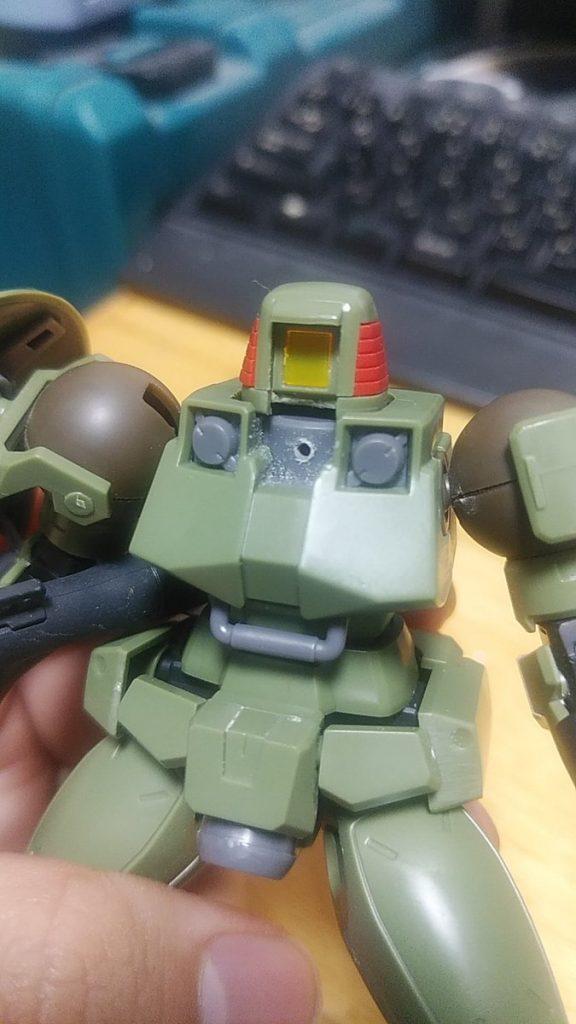 OZ-06MS リーオー 制作工程6