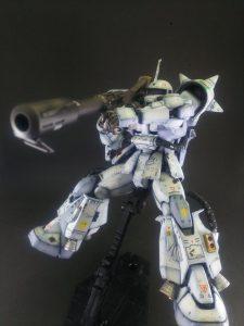 高機動型ザク シン・マツナガ専用機