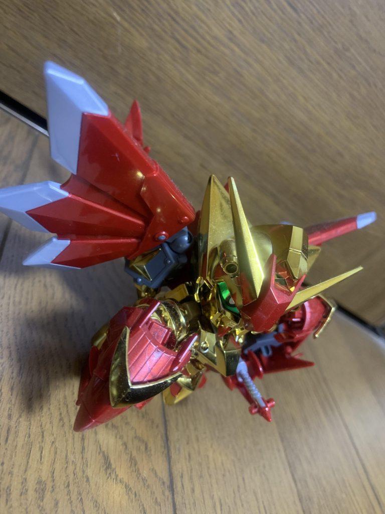 第7作目 SD スペリオルドラゴン