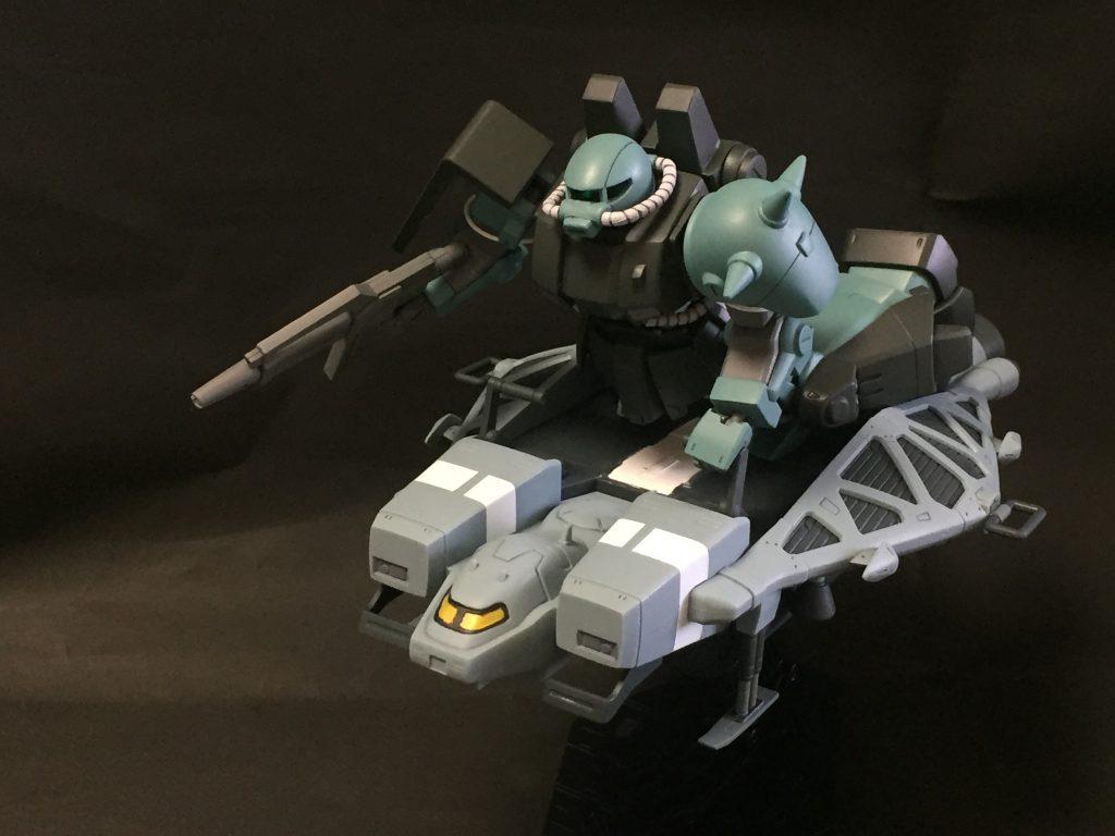 ハイザック /89式ベース・ジャバー アピールショット7