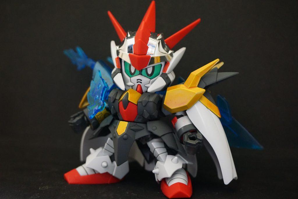 魔竜剣士ゼロガンダム アピールショット1