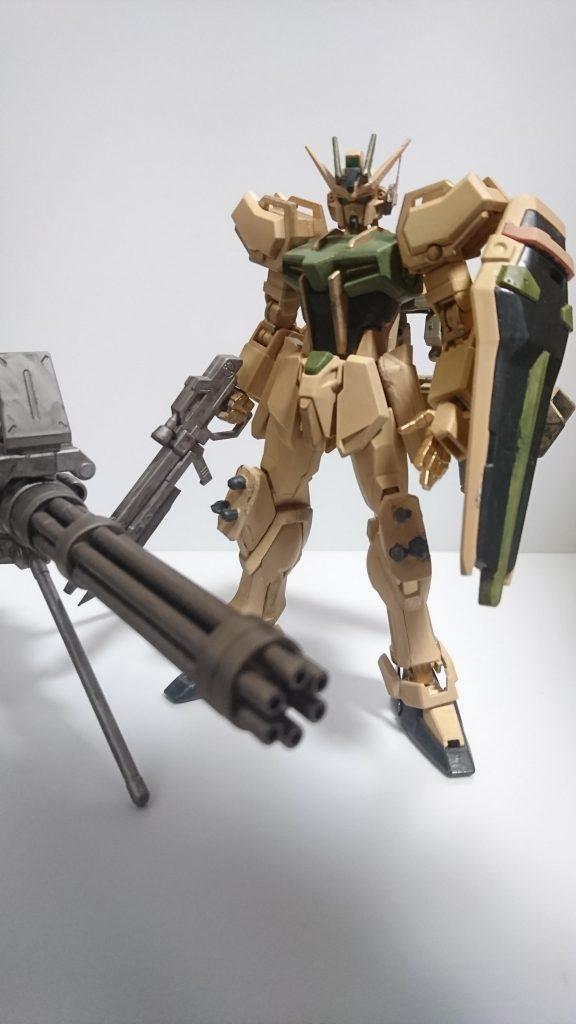 GAT-X105D ストライクデザート