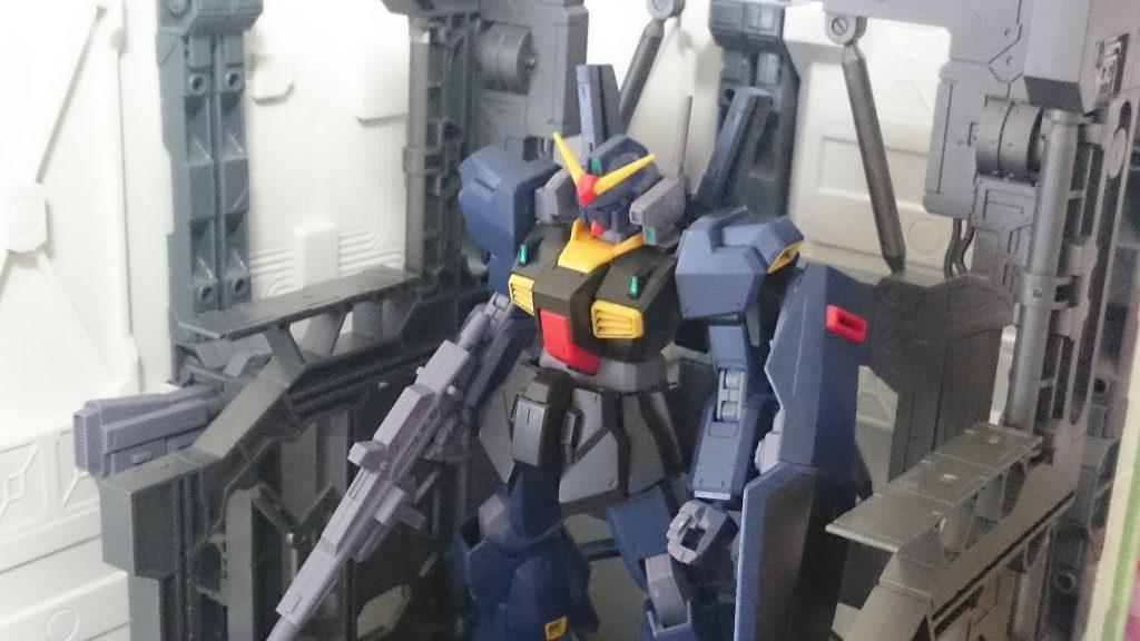 ガンダムMk-Ⅱ アピールショット1