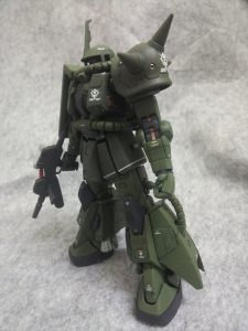 RGザク改造MS-06R-2P