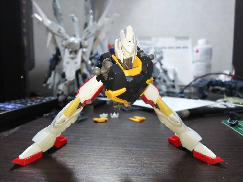 Knight of Seven 制作工程2