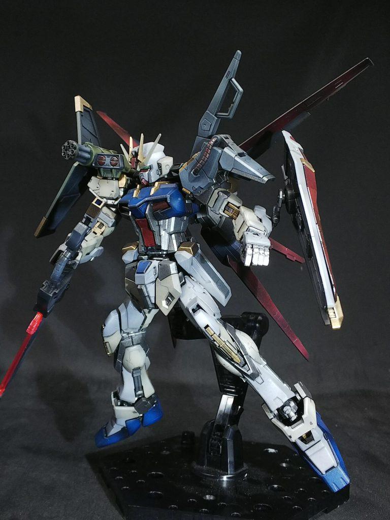 出撃!パーフェクト・ストライク アピールショット6