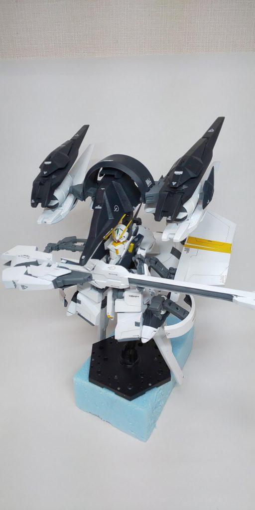ガンダム TR-6[セスシナング] アピールショット1