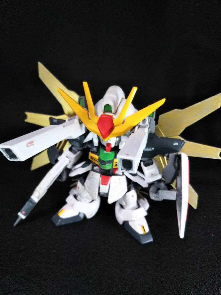 SD ガンダムDX アピールショット2
