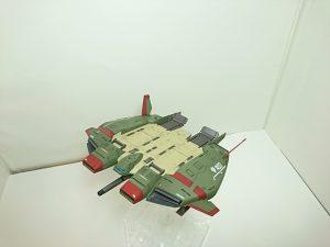 BASE JABBER(type UC) ZEON Remnants Army  ベースジャバー ジオン残党軍仕様