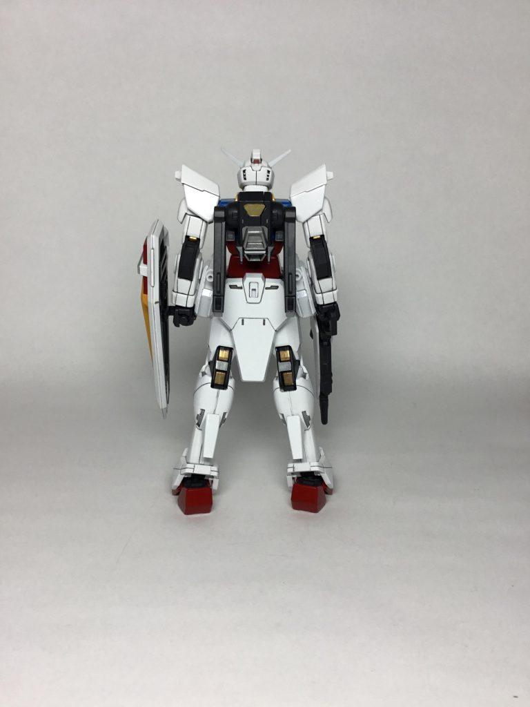 フリーダムガンダム ver.RX-78〔ゼロ〕 アピールショット2