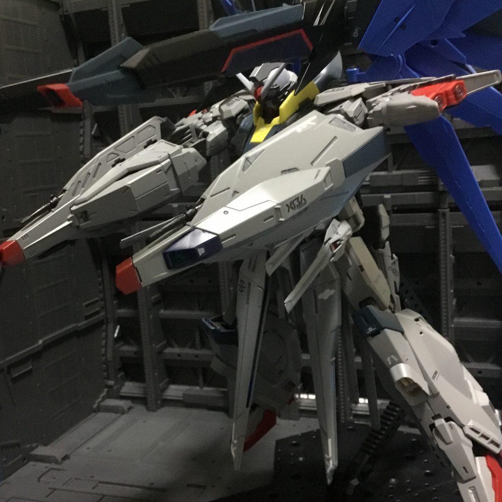ZGMF-X18A アピールショット2