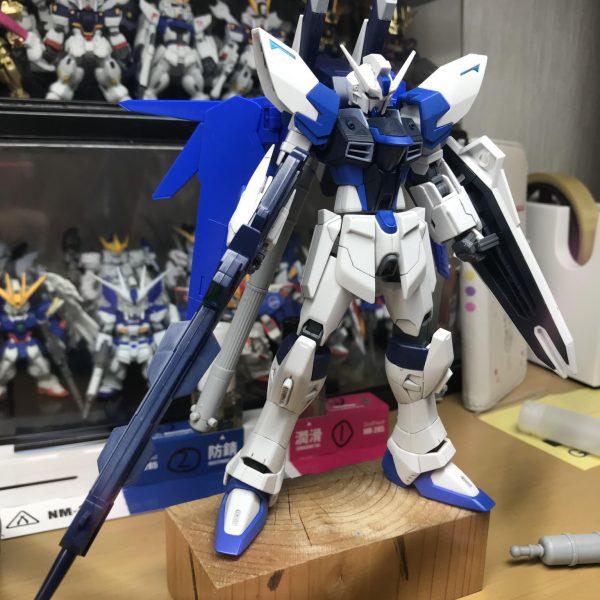 ZGMF-X001(A) イルシオンガンダム