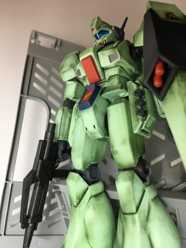 初投稿 RGM-89ジェガン アピールショット3