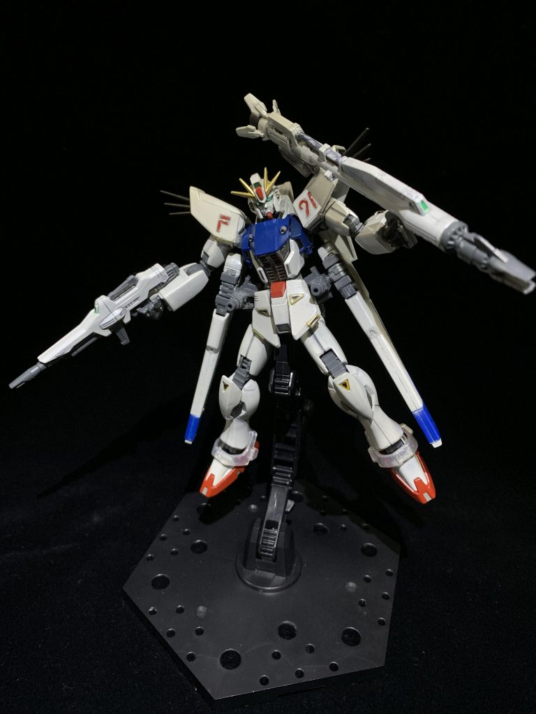 ガンダムF91RR