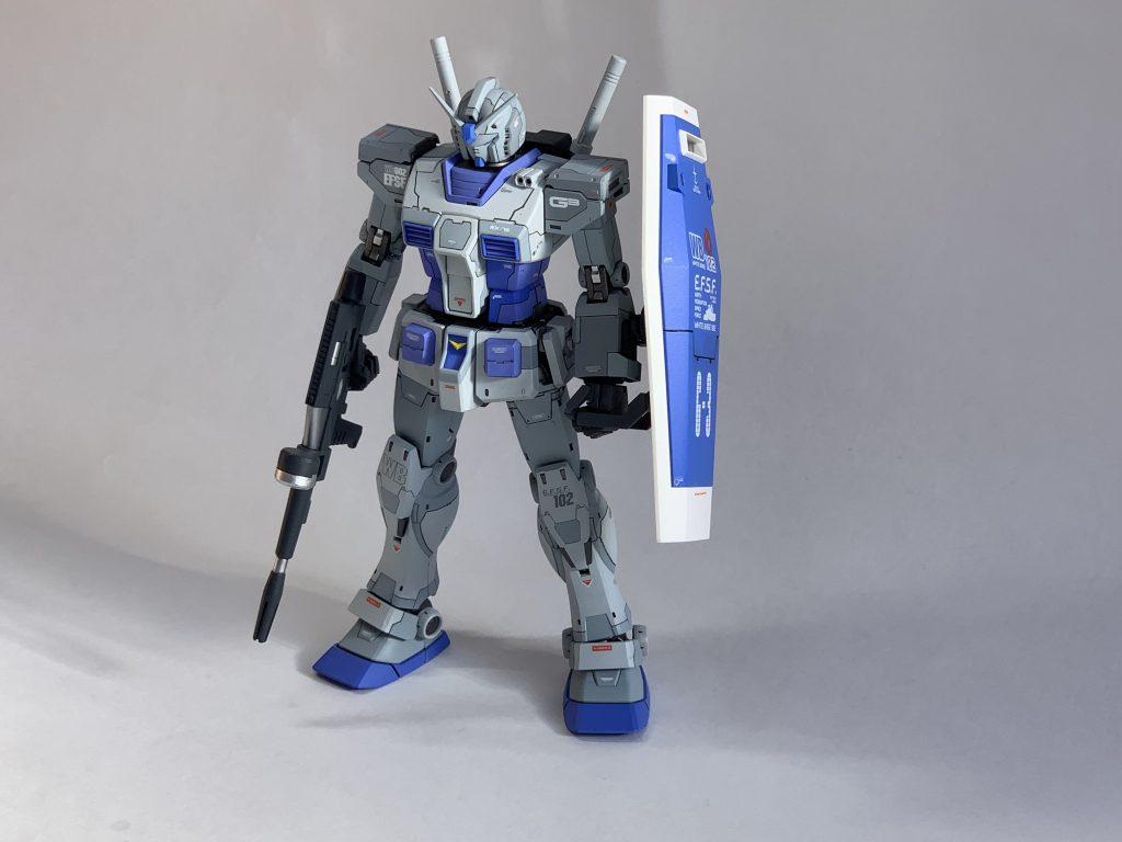 オリジン版RX-78-3 ガンダム アピールショット1