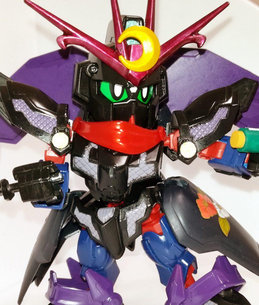 マスク・ザ・Ζ アピールショット6