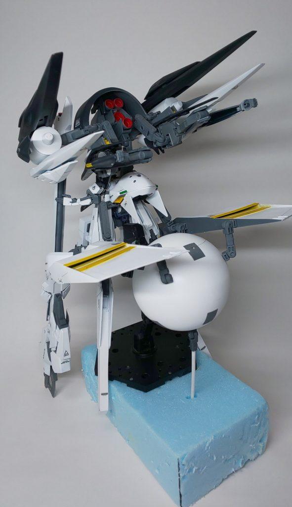 ガンダム TR-6[セスシナング] アピールショット3
