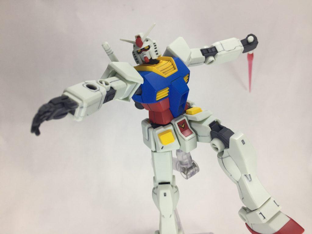 RX-78-2 ガンダム ver.アニメカラー アピールショット7