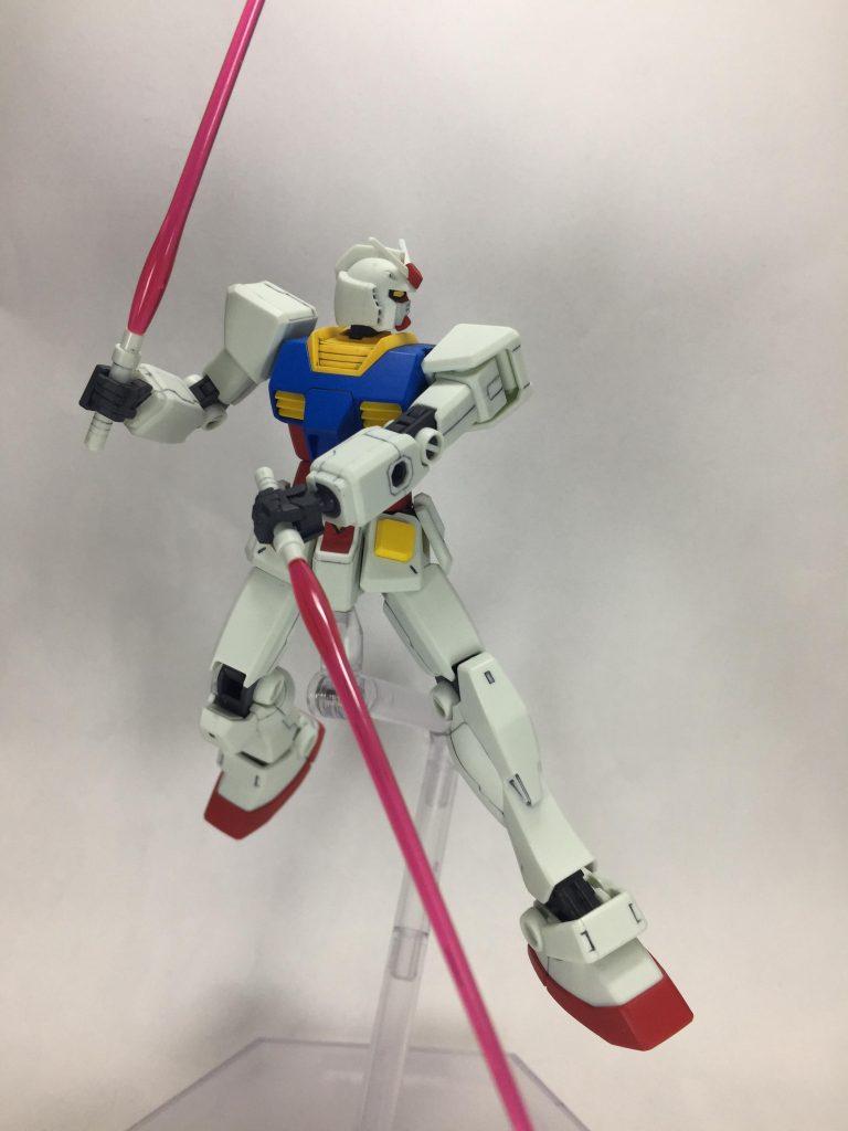 RX-78-2 ガンダム ver.アニメカラー アピールショット6