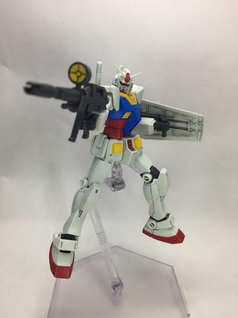 RX-78-2 ガンダム ver.アニメカラー アピールショット2