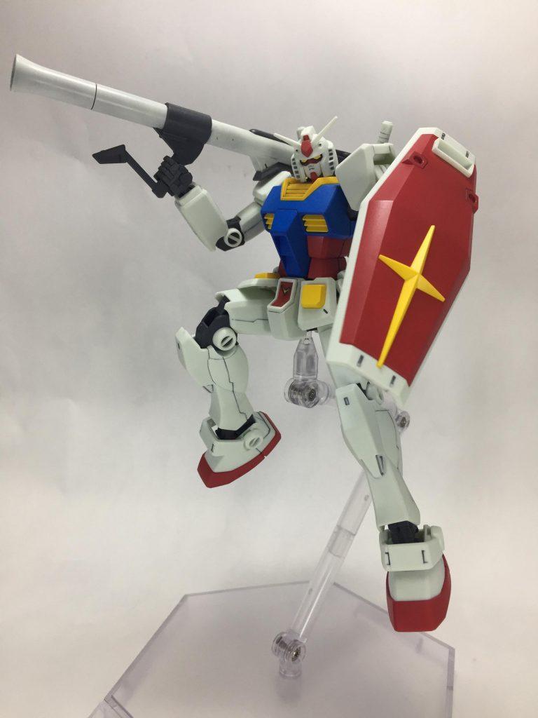 RX-78-2 ガンダム ver.アニメカラー アピールショット4