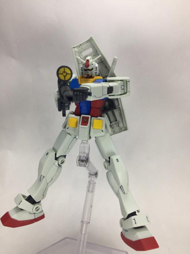 RX-78-2 ガンダム ver.アニメカラー アピールショット3
