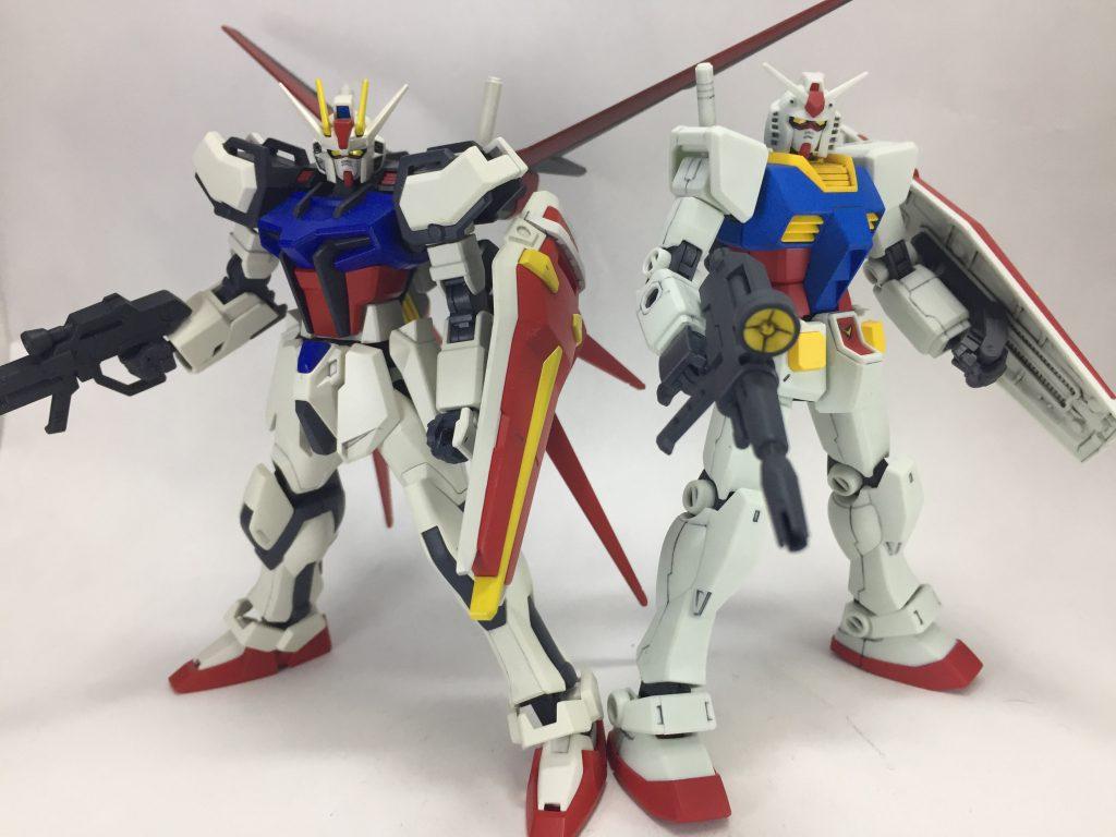 RX-78-2 ガンダム ver.アニメカラー アピールショット8