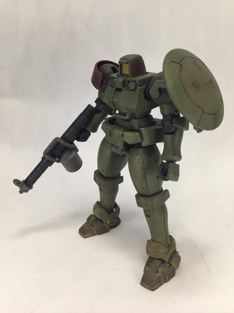 OZ-06MS リーオー 制作工程2