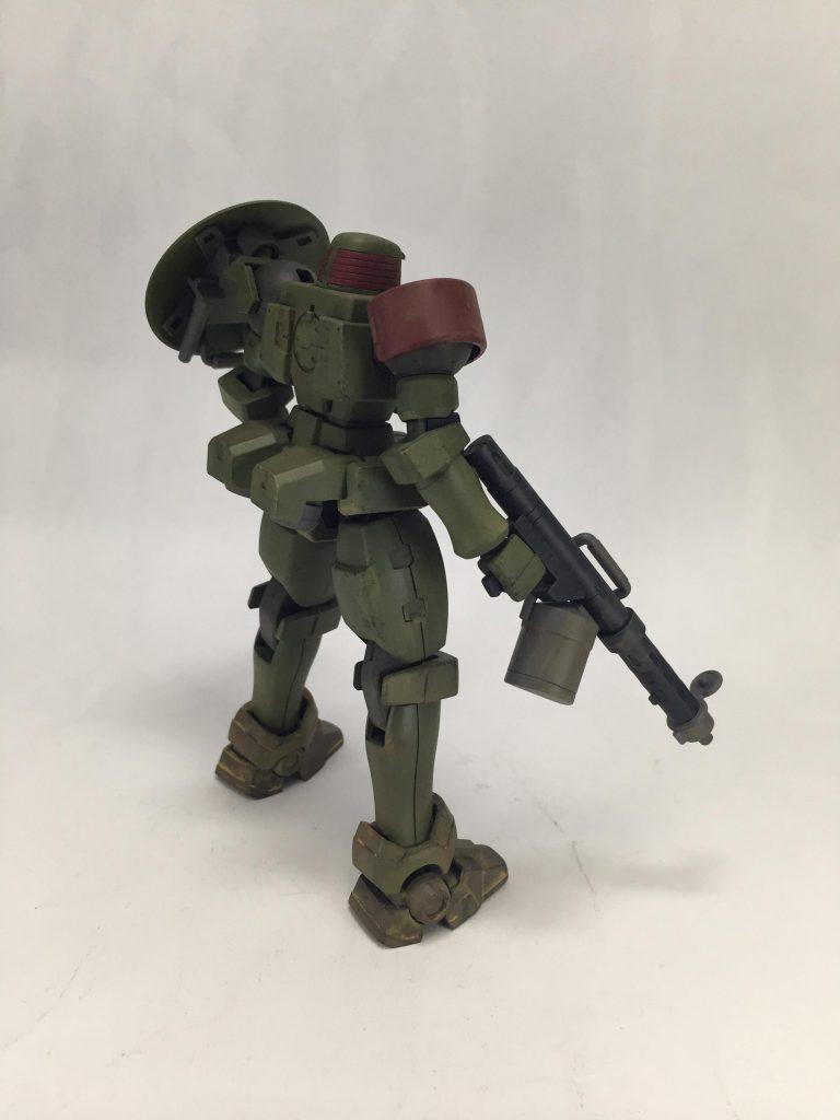 OZ-06MS リーオー 制作工程3