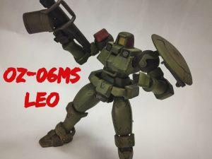 OZ-06MS リーオー