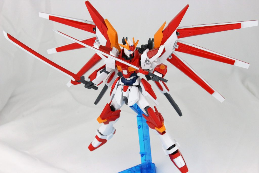 Flame Gundam アピールショット3