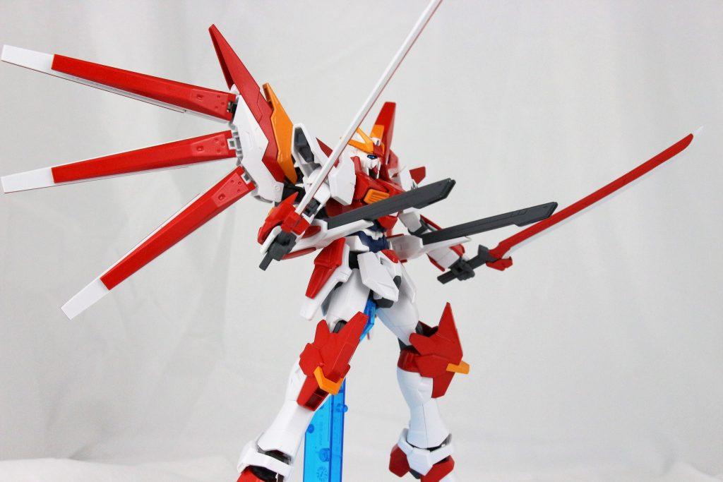 Flame Gundam アピールショット4