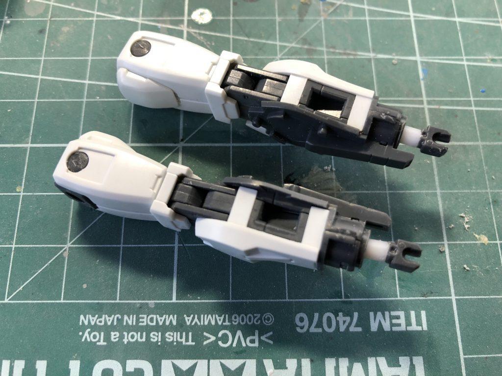 MG1/100 ガンダムエクシアリペアⅡ セブンソードPlus 制作工程4
