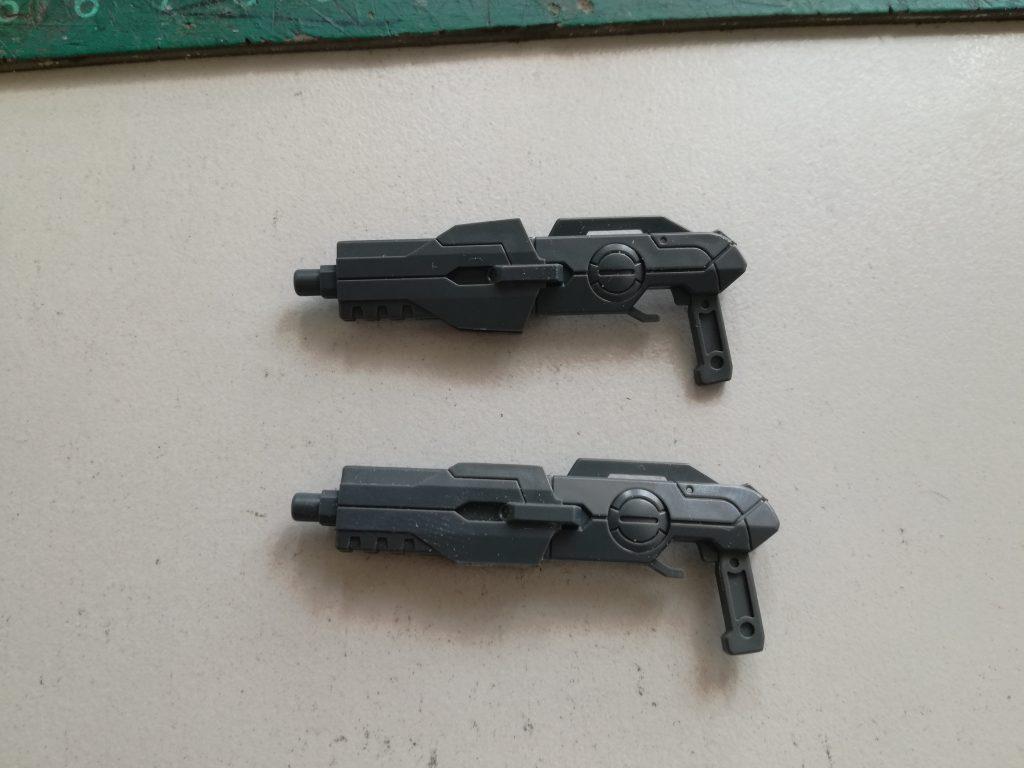 GBN Base Gundam (Operation: Buckshot) 制作工程1