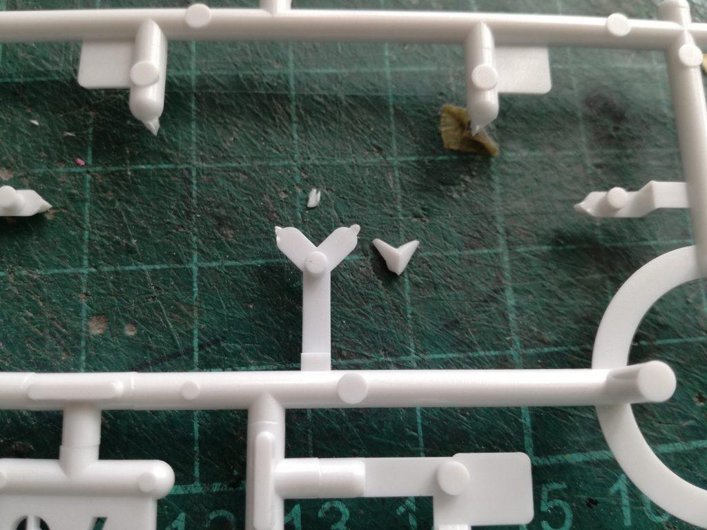 GBN Base Gundam (Operation: Buckshot) 制作工程3