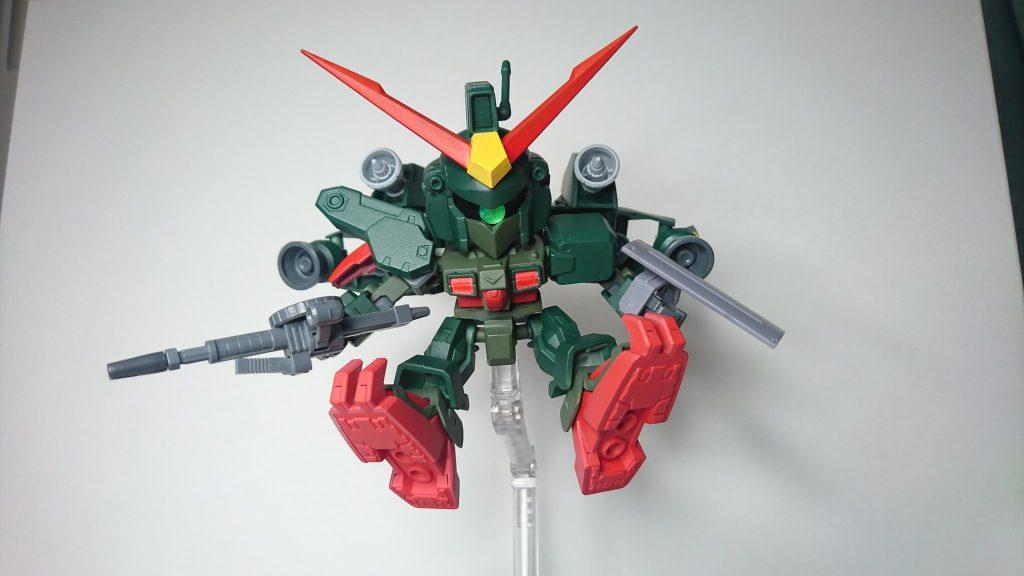 ダスビステ・ドラッツェ(コランバイン) アピールショット1