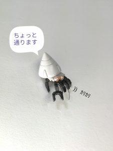 1/144 GNやどかり!