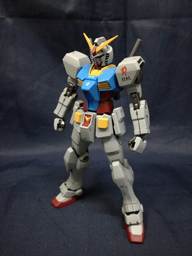 GBN Base Gundam (Operation: Buckshot) アピールショット1