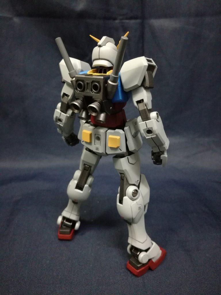 GBN Base Gundam (Operation: Buckshot) アピールショット2