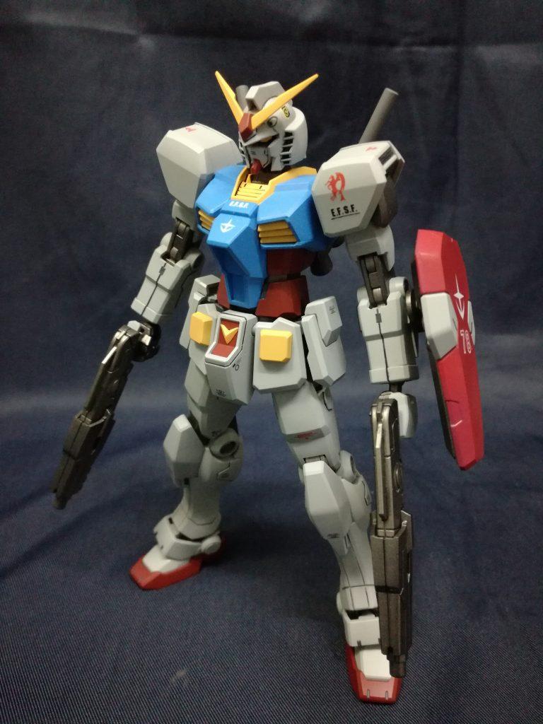 GBN Base Gundam (Operation: Buckshot) アピールショット3