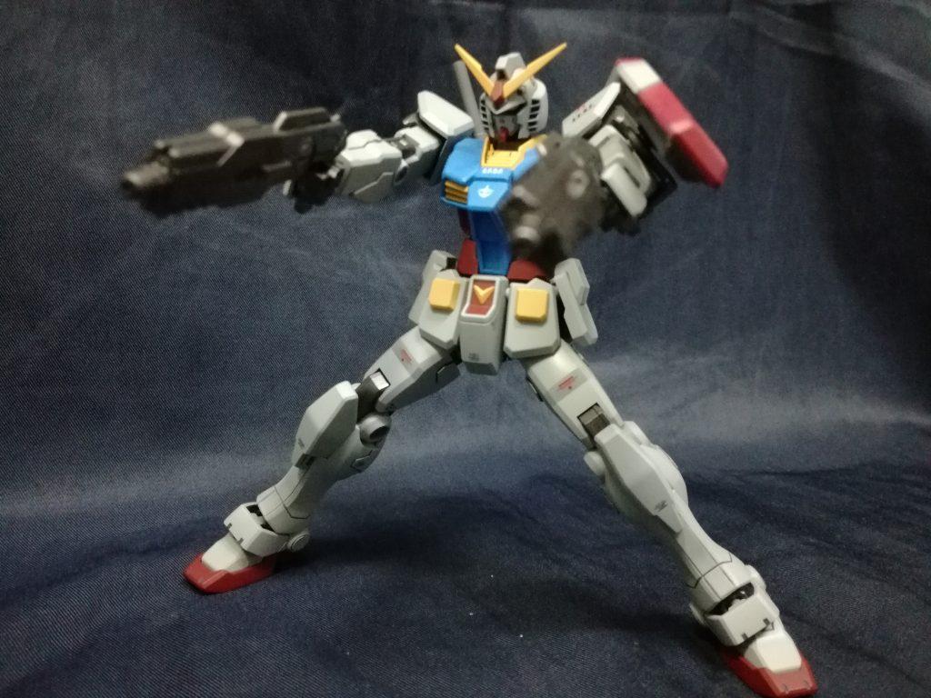 GBN Base Gundam (Operation: Buckshot) アピールショット4