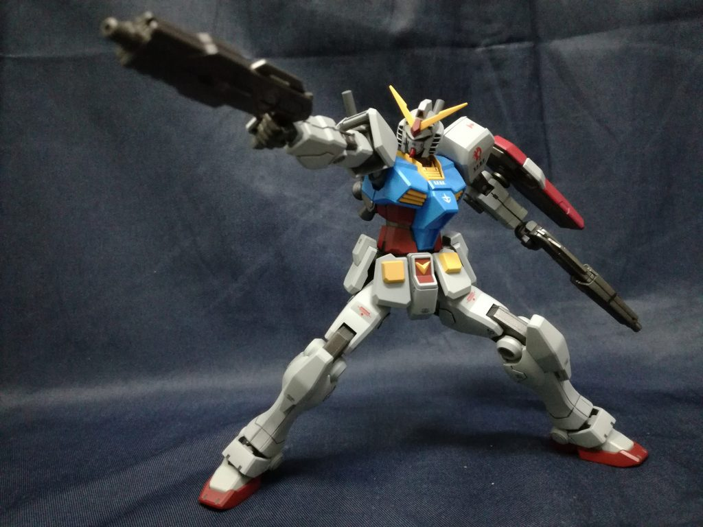 GBN Base Gundam (Operation: Buckshot)